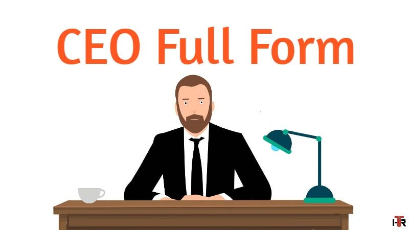 ceo full form